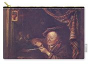 The Old Schoolmaster 1671 Carry-all Pouch