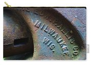 The Old Stamp Mill- Findley Mine Carry-all Pouch