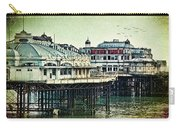 The Old Victorian West Pier Carry-all Pouch