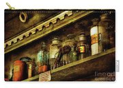 The Olde Apothecary Shop Carry-all Pouch