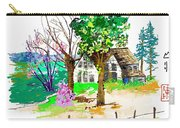 The Ole House In Spring Carry-all Pouch