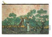 The Olive Pickers Carry-all Pouch