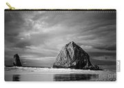 The Ominous Haystack Rock Carry-all Pouch