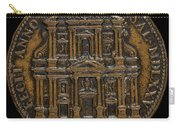 The Opening For Worship Of The Chiesa Del Gesu, Rome [reverse] Carry-all Pouch