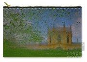 Fairytale Castle On A Meadow. Carry-all Pouch