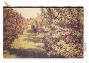 The Orchard Carry-all Pouch by Lisa Russo