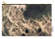 The Oreads Carry-all Pouch by William-Adolphe Bouguereau