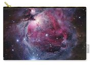 The Orion Nebula Carry-all Pouch by Robert Gendler