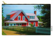 The Other Red House Monhegan Carry-all Pouch