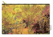 The Other Side Of The Fence Carry-all Pouch by Eikoni Images