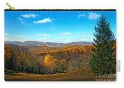 The Other Side Of The Road In Wv Carry-all Pouch