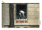The Painter In The Window Carry-all Pouch