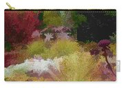 The Painted Garden Carry-all Pouch