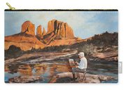 The Painter Woods Carry-all Pouch