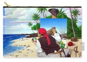 The Painting Pirate Carry-all Pouch