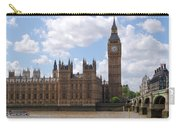 The Palace Of Westminster Carry-all Pouch
