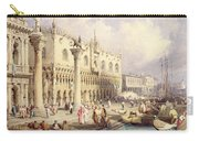 The Palaces Of Venice Carry-all Pouch