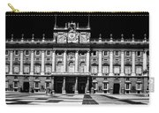 The Palacio Real, Madrid  Carry-all Pouch