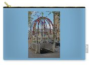 The Palais-royal Metro Station In Paris, France Carry-all Pouch