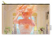 The Palazzo Casino Venetian Rose Dress Carry-all Pouch