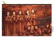The Parable Of The Ten Virgins Carry-all Pouch