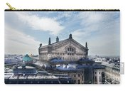The Paris Opera 3 Art Carry-all Pouch