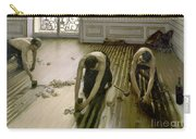 The Parquet Planers - Gustave Caillebotte Carry-all Pouch