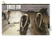 The Parquet Planers Carry-all Pouch by Gustave Caillebotte