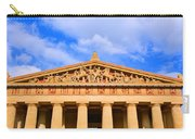 The Parthenon In Nashville Tennessee  Carry-all Pouch