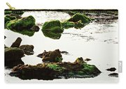 The Passetto Rocks And Water, Ancona, Italy Carry-all Pouch