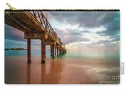 The Pastel Sky And The Jetty Carry-all Pouch
