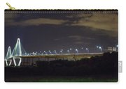 The Path Above The Ships Arthur Ravenel Jr Bridge Charleston South Carolina Carry-all Pouch