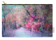 The Pathway Of Gentle Memories Carry-all Pouch