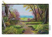 The Pathway To Heaven Carry-all Pouch