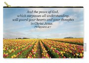 The Peace Of God Carry-all Pouch