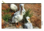 The Pelican Clan Carry-all Pouch