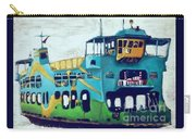 The Penang Ferry Carry-all Pouch
