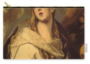 The Penitent Magdalene 1578 Carry-all Pouch