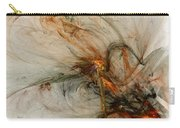 The Penitent Man - Fractal Art Carry-all Pouch