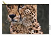 The Pensive Cheetah Carry-all Pouch