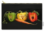 The Pepper Trio Carry-all Pouch
