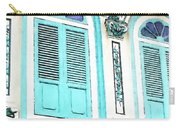 The Peranakan Building  Carry-all Pouch