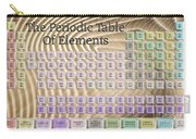 The Periodic Table Of Elements 1 Carry-all Pouch