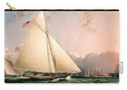 The Philip R. Paulding In New York Harbor Carry-all Pouch