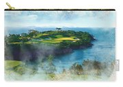 The Pine And Beach Links Carry-all Pouch