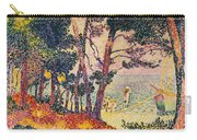 The Pine Wood, Provence Carry-all Pouch
