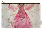 The Pink Angel  Carry-all Pouch