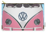 The Pink Love Bus Carry-all Pouch