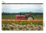 The Pink Tractor Carry-all Pouch
