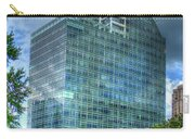 The Pinnacle Reflections Office Buildings Buckhead Atlanta Art Carry-all Pouch
